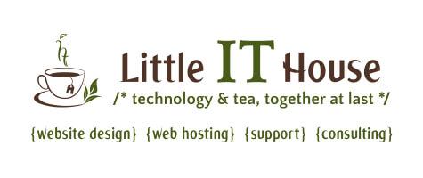 Little IT House Logo